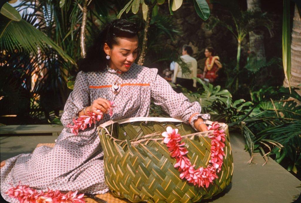 роль фото гавайской общины нескольким